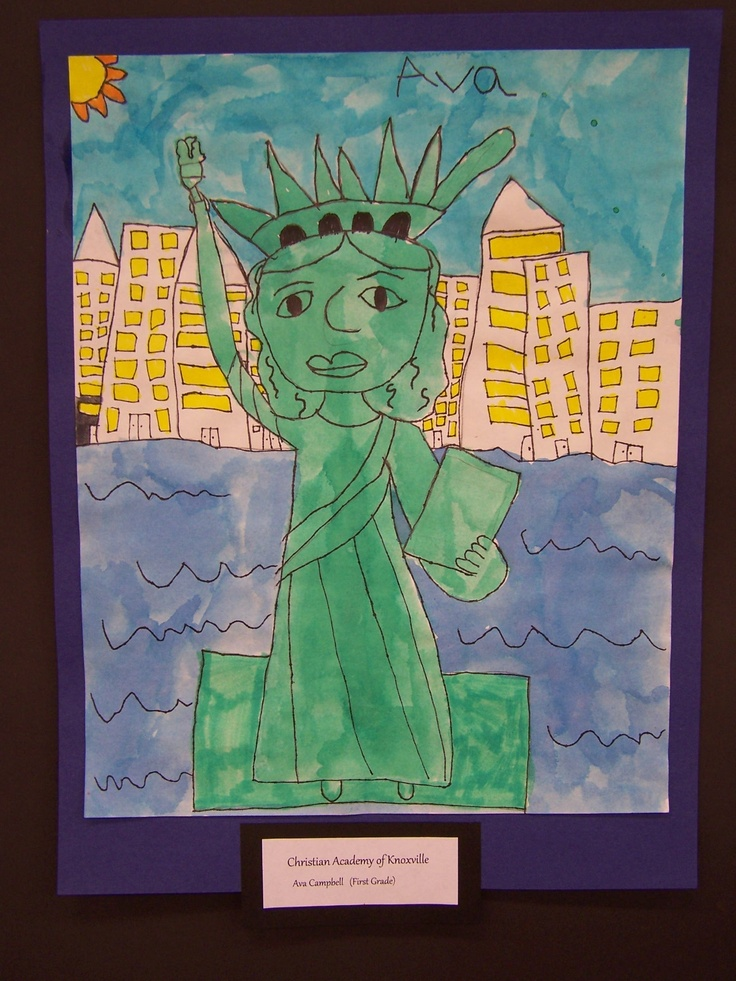 1st grade (CAK-Mrs. Barton) | social studies (american