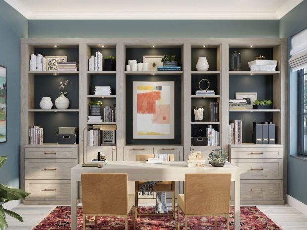 Home Office Storage Furniture Solutions Ideas By