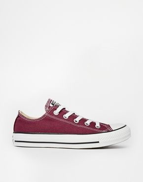 Converse - All Star - Baskets basses - Violet