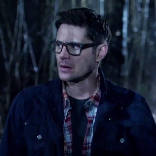 supernatural dean winchester sexy geek glasses