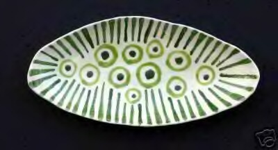 Designed for Arklow Studio Pottery.