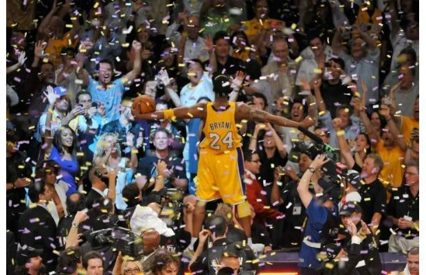 Kobe Wins Fifth Ring Date: 6/17/2010 Game 7, 2010 NBA Finals
