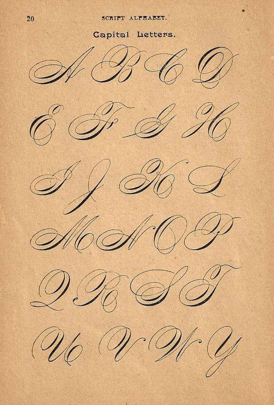 Рабочий стол, как красиво подписать открытку красивыми буквами