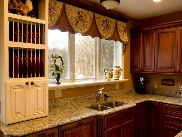 17 best ideas about picture window treatments on pinterest for Best window treatments for kitchen