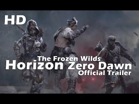 Horizon Zero Dawn The Frozen Wilds Official Trailer E3 2017