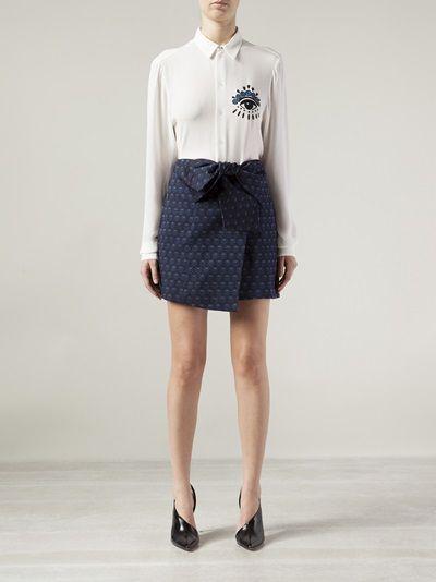 KENZO - a-line skirt