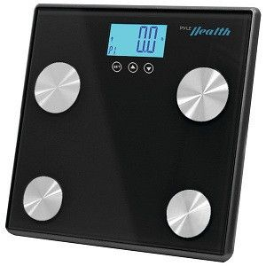 PYLE-SPORT Bluetooth digital weight and personal health scale with Wireless Smartphone Data Transfer is a high precision, sensitive system with accurate results. This digital weight scale measures hydration levels, body fatand muscle and bone level percentages.