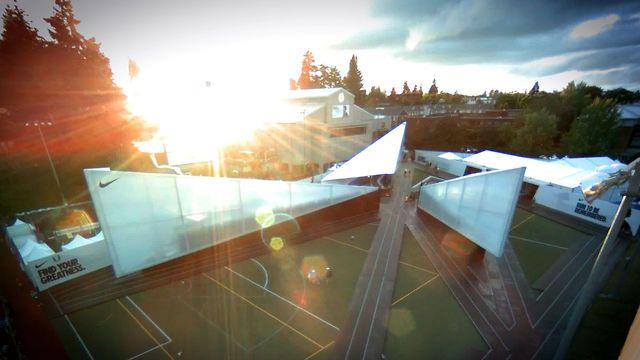 "NIKE ""Camp Victory"" Timelapse on Vimeo"