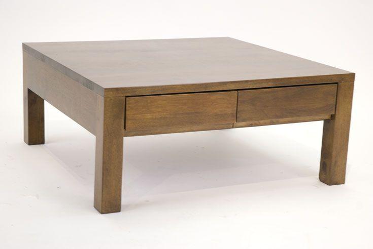 Table Basse Hevea 80x80cm Olga Table Basse Table Basse Carree Et Mobilier De Salon