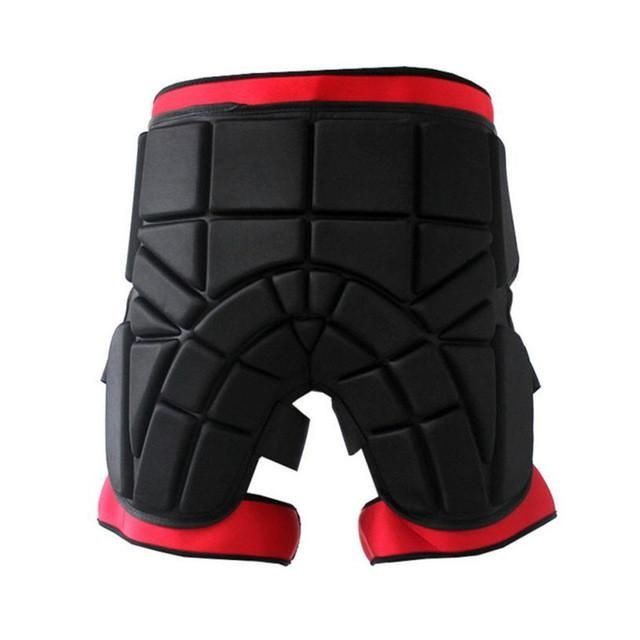 1PCS Pro Outdoor Protective Hip Padded Shorts Snowboard Skiing Skating Impact Protection 2 Color#