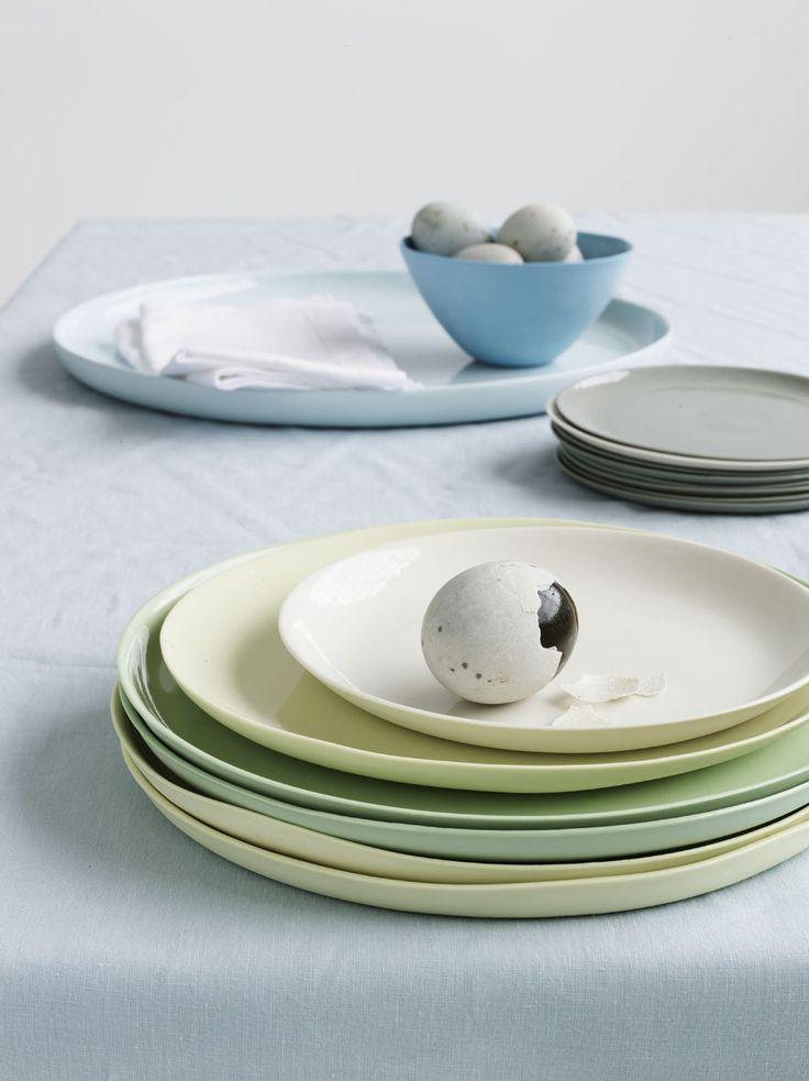 MUD Dinner u0026 Salad Plates at Remodelista & Best 8 Mud Australia images on Pinterest | Mud Porcelain and China