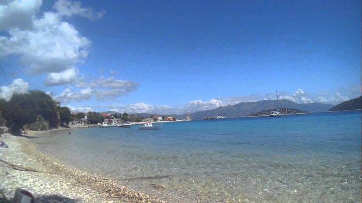 Κάλαμος - παραλία Αγραπιδιάς