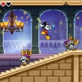A new video detailing features of Epic Mickey 2: Power of Illusion featuring Warren Spector has been released. The 3DS Power of Illusion apparently combines Epic Mickey and Castle of Illusion mechanics and includes platforming and paint mechanics.