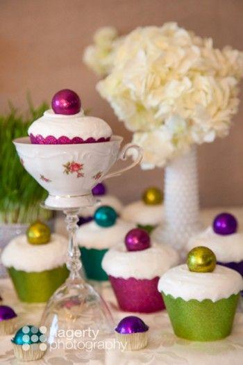 Christmas cute cupcake: Beautiful Cupcakes, Cute Cupcakes, Cupcakes Galor, Christmas Cakes, Teas Cups, Cupcakes Colors, Arizona Wedding, Christmas Cupcakes, Teas Parties