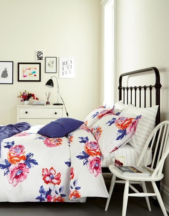 Joules Rose Duvet Cover Bedding