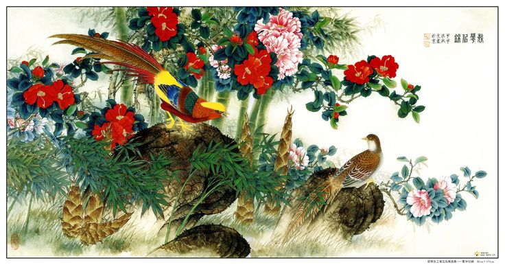 Liang Yansheng 梁燕生 (b.1960) —  (2224×1169):