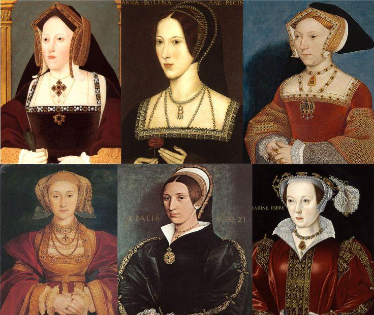 Henrik VIII:n kuusi vaimoa