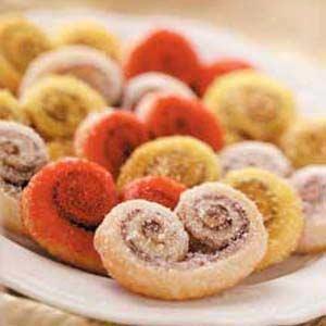 Angel Wings Recipe from Taste of Home Christmas Cookies for alll Cookie Makers,#holidaycookies