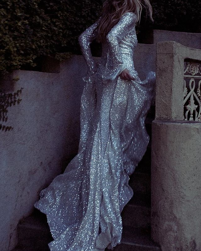 Pure, Silver, Glamour. | ZsaZsa Bellagio - Like No Other