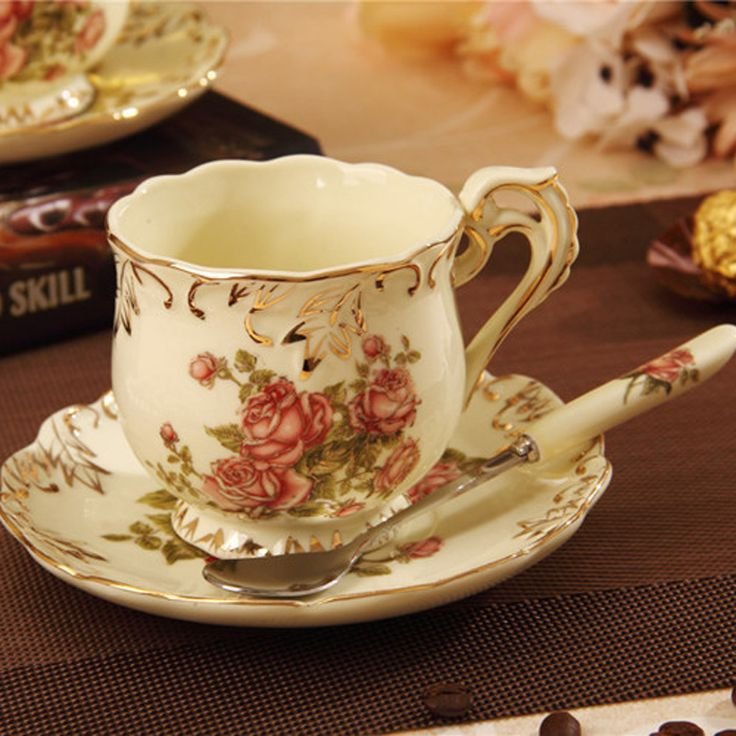 Online Whole Tea Cup And Saucer Decal From China