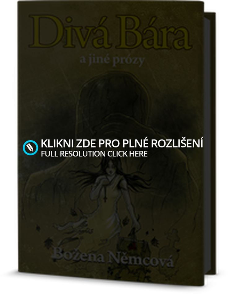 Divá Bára a jiné prózy (RC) | World of Fantasy Stories