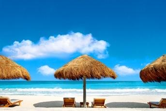 Cancun beaches :)