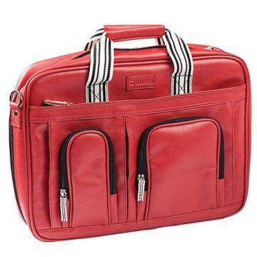 Geanta Krusell Vaxholm Rosu Laptop 16 inch.