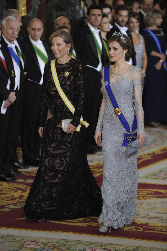 Cena de gala en el Palacio Real en honor al Presidente de Colombia - Foto 10