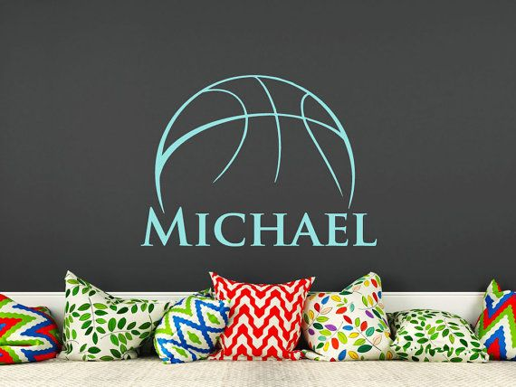 34 best Name Wall Decals images on Pinterest | Name wall decals ...