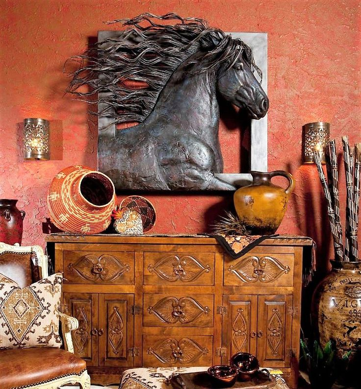 Equine Home Decor: 79 Best Western & Rustic Wall Decor Images On Pinterest