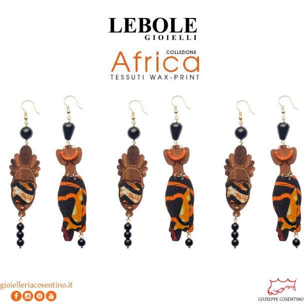 Lebole Gioielli   Collezione Africa ▪ Disponibile presso Gioielleria Cosentino, Corso Manfredi 181   Manfredonia (FG)  ► Acquistabile online   0884.512858 FIND MORE http://www.gioielleriacosentino.it/it/brands #gioielleriacosentino #collezioneafrica #lebolegioielli #lebole #orecchinilebole #africa #manfredonia