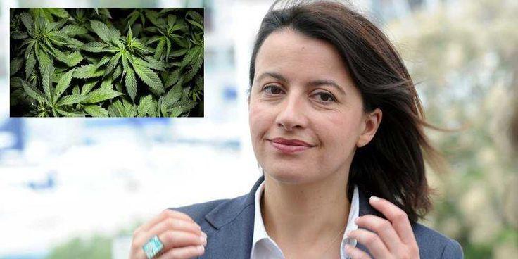 [LPQG Niouzes] EELV: Cécile Duflot soupçonnée davoir caressé un plant de cannabis