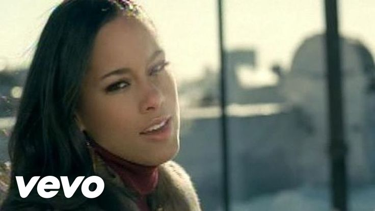 Alicia Keys - If I Ain't Got You / sometime you just needed to make it simple when it comes to love.