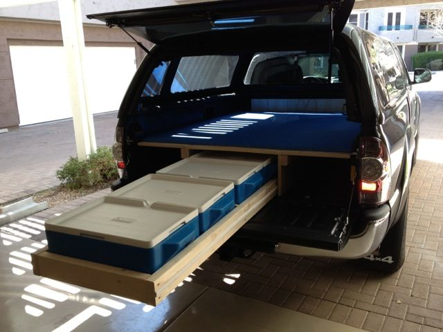 Suv Bed Platform Part - 32: Sleeping Platform Designs - Page 2 - Tacoma World Forums