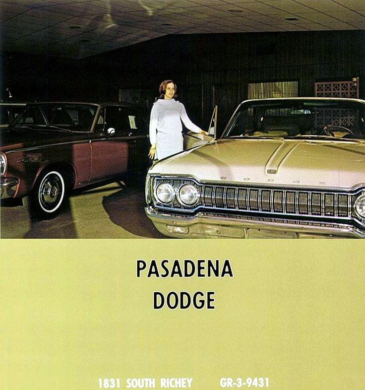 GR39431… Pasadena Dodge Mopar Monday Car dealership