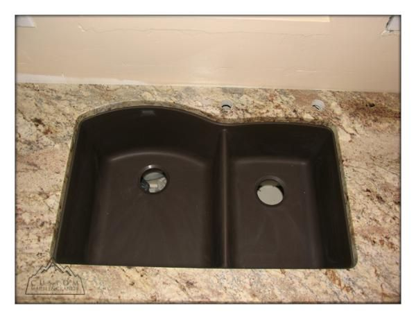 Blanco Sink Colors : ... FAQ Friday: What Color of Blanco Sink Goes With Ouro Brazil Granite