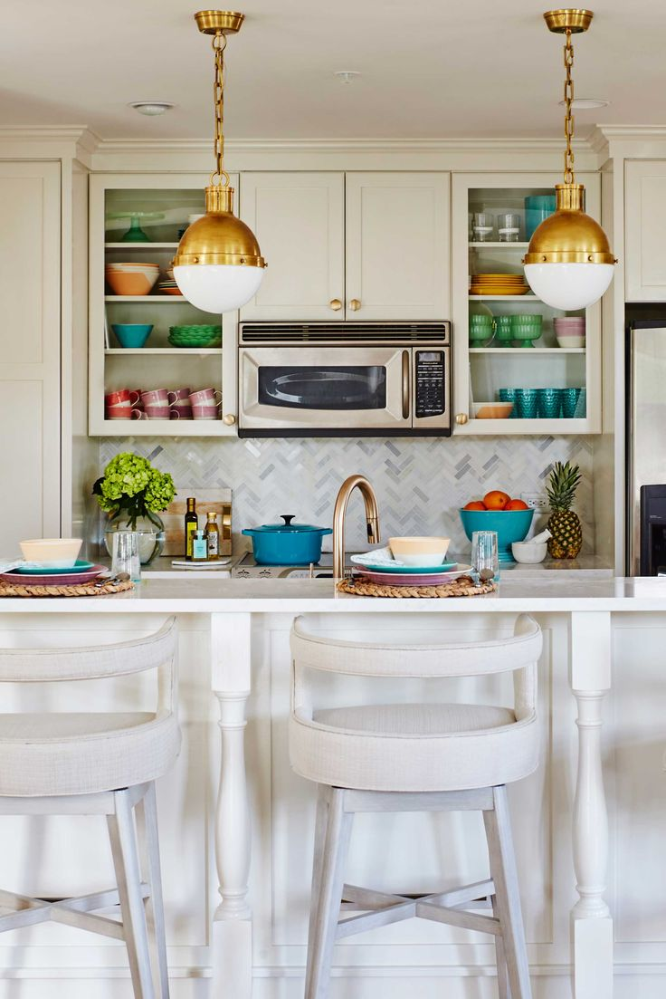332 Best Images About Coastal Kitchens On Pinterest