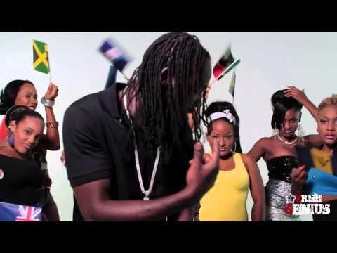 Caribbean Girls - Mavado -   JA Productions  Purchase Here: https://itunes.apple.com/us/album/caribbean-girls/id550799093?i=550799099    WEBSITE: http://krishgenius.com   TWITTER: http://twitter.com/Krish_Genius  INSTAGRAM: KRISHGENIUS  FACEBOOK: http://on.fb.me/gxH2nC