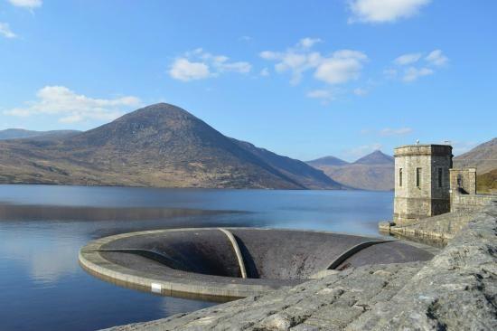 Northern Ireland Silent Valley Reservoir