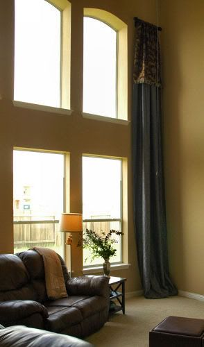 Best 20+ Tall Curtains Ideas On Pinterest | Tall Window Curtains, Dining  Room Makeovers And Room Makeovers