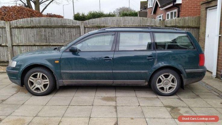 1998 1.9 VW Passat TDi 90hp Estate - 241k miles #vwvolkswagen #passat #forsale #unitedkingdom
