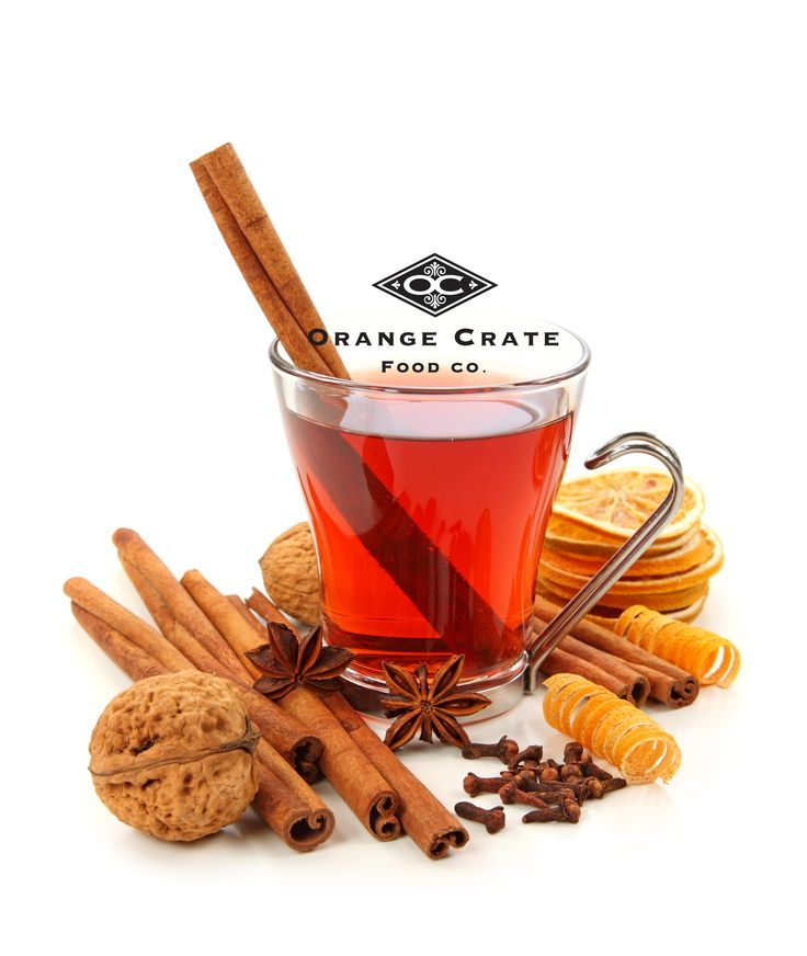 Mulled Cider from Orange Crate - 3 flavours to choose from www.orange-crate.com