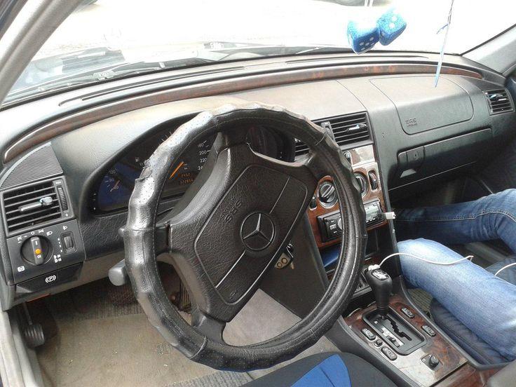 Mercedes C 220 (Минск, Беларусь) 96г, 333тыс.км, бенз2,2 автомат 2,2куе