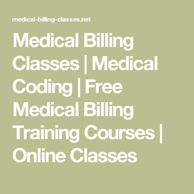 Medical Billing Classes | Medical Coding | Free Medical Billing Training Courses | Online Classes