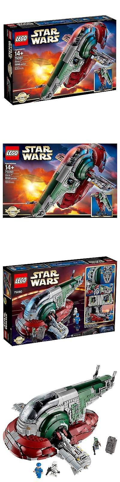 LEGO Complete Sets and Packs 19006: Legoand#174: Star Warsand#153: Slave 1 75060 -> BUY IT NOW ONLY: $199.99 on eBay!
