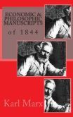 Economic & Philosophic Manuscripts of 1844 - 5x8