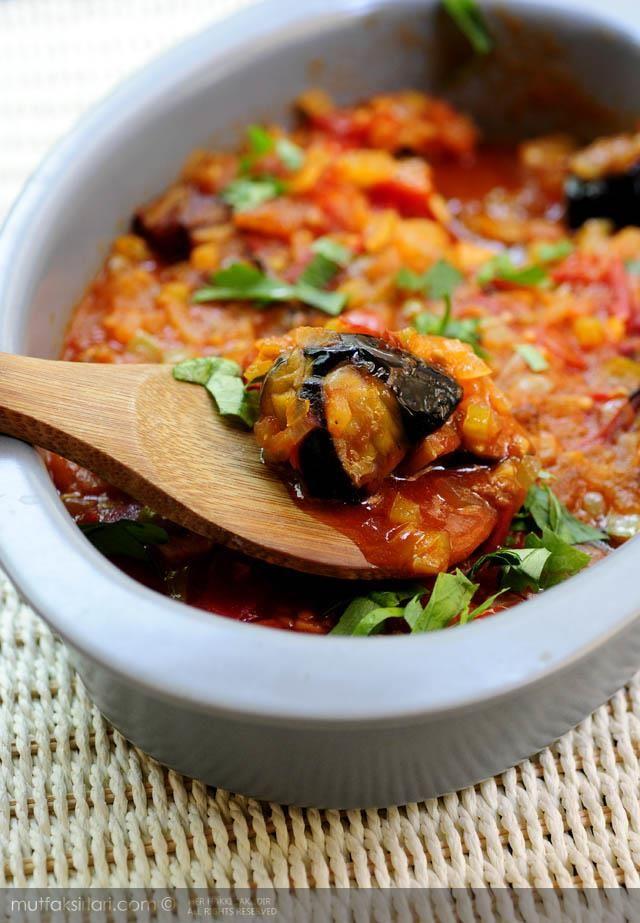 Şakşuka Tarifi | Mutfak Sırları - Yemek Tarifleri