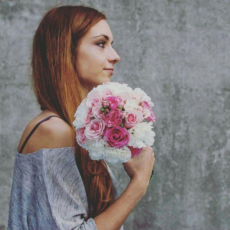 #bouquet#wedding#pastel#flowers#rosa#dianthus#pink#white