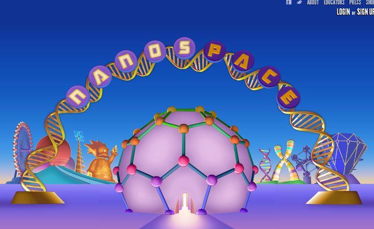 http://nanospace.molecularium.com/