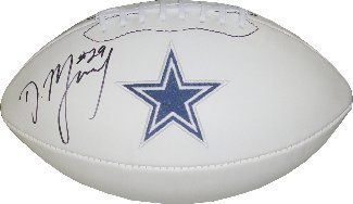 DeMarco Murray signed Dallas Cowboys Logo Football- Murray Hologram by Athlon Sports Collectibles. $129.00. DeMarco Murray was selected in the third round (71st overall) of the 2011 NFL Draft by the Dallas Cowboys. Murray was the sixth running back chosen in the draft. Murray signed a four-year contract with the Cowboys worth $2.97 million including a signing bonus worth $622,000 on July 29, 2011. DeMarco Murray has hand signed this Dallas Cowboys Logo Football. Murray Hologram ...